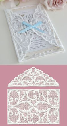 Envelope Sleeve (Lace)
