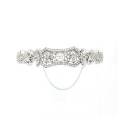 Belle Epoque diamond bracelet
