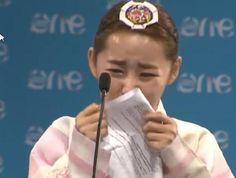 Yeonmi Park's two-year-old speech goes viral - World - NZ Herald News