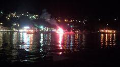 Αναπαράσταση της Ναυμαχίας της Μυκάλης στη Σάμο, παρουσία του Προέδρου της Δημοκρατίας