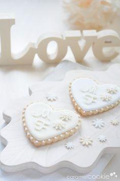 wedding cookies | Caramel Cookie