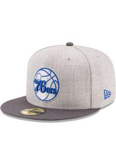 92444d235d3a5 Allen Iverson Mitchell and Ness Philadelphia 76ers Blue Throwback  Basketball Jersey