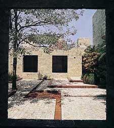 Rogelio Salmona, Cartagena, Colombia (Casa de Huéspedes Ilustres)