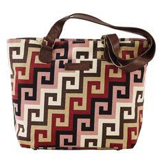 Ambrose Shoulder Tote Bag