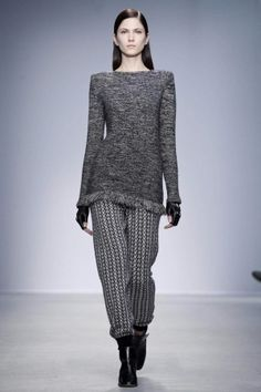 Allude Fall Winter Ready To Wear 2013 Paris