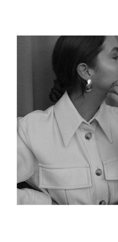 68 ideas fashion photography editorial studio simple for 2019 Black And White Jacket, Black Cropped Pants, Black White, Yves Saint Laurent, Trendy Fashion, Fall Fashion, Fashion Boots, Jackets Fashion, Fashion Black