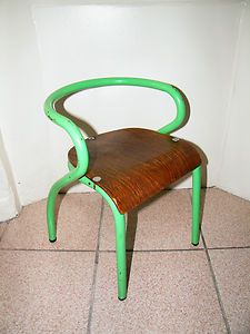 1000 images about chaises enfant on pinterest scoubidou - Chaise enfant accoudoir ...