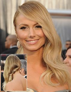 Top 10 Sexy Side Hairstyles - Daily Makeover