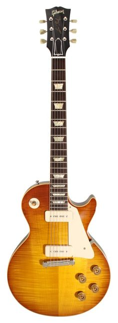 Gibson Custom Shop 1954 Les Paul Figured Light Iced Tea#Repin By:Pinterest++ for iPad#
