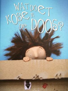 Prentenboek: 'Wat doet Kobe in die doos?'