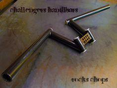challengers handlbars | rock's chops