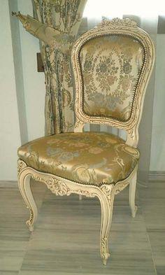 Clasical chair.  Mobiliario madera de lujo diseño exclusivo Ebanistería Arenas.