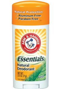 Arm & Hammer Essentials Natural Deodorant  @Blythe Belmont and others recommend this!