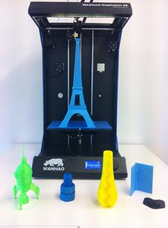 WANHAO Duplicator 5 - 3D Printers - Rapid Prototyping | 3Design