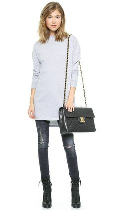 What Goes Around Comes Around Chanel Maxi 2.55 Bag