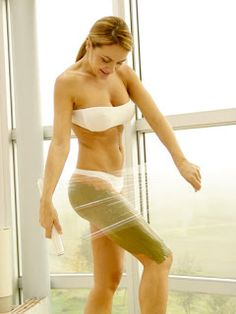 YOUNG BEAUTIFUL AND FRUGAL : DIY: Make Your Own Homemade Body Slimming Wraps