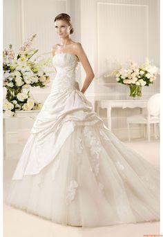 Vestidos de noiva La Sposa Mariposa 2013
