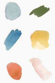 Watercolor Splash Png, Watercolor Design, Pink Watercolor, Watercolor Background, Abstract Watercolor, Paint Strokes, Brush Strokes, Doodle Png, Brush Stroke Vector