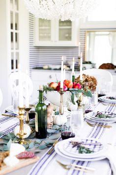 Plastic Wishbones Set Of 6 Floral Arrangement Thanksgiving Table Setting Crafts