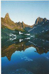 us-3642617a,  Lyuba,  Siberia, Mountain Spirit Lake, Starry Peak, Bird Peak