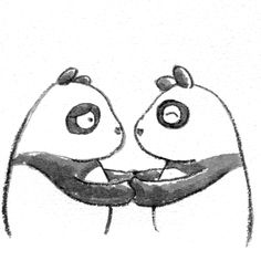 【一日一パンダ】 2015.3.14 別れの季節です。 #pandaJP
