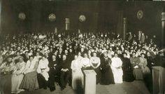 Rudolf Steiner and Mary Steiner - Muenchener Congress - Pfingsten 1907