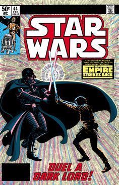 Star Wars 44: The Empire Strikes Back: Duel a Dark Lord