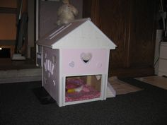 pixie's house