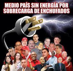 Los Enchufados.