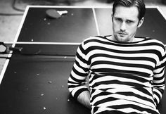 Alexander Skarsgard- Kenneth Cappello shoot