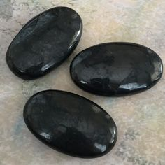 Just listed!!! Shungite Palm Stones