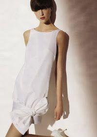 The Pocket Stylist: The Little White Dress