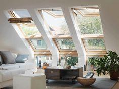 attic windows