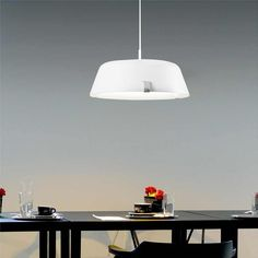 Vertigo Bird Borderline Suspension Lamp 616S - White | MQ000052107 | £625.00