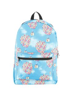 ae4fdc247d74 Disney Up balloon house backpack from Hot Topic