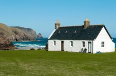 Kearvaig Bothy, Isle of Skye. | 19 Amazing Free Places To Stay In Scotland If You're Broke AF
