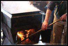 Cookin' up some sugar Trailside Museum Ward Pound Ridge Reservation'Westchester