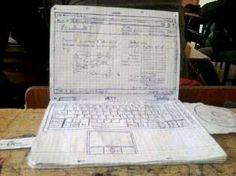 Laptop sederhana :3