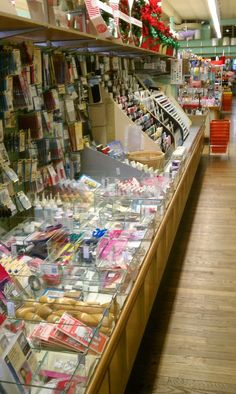 Five and Dime Stores History | Dime Store - much like the TG&Y in our old neighborhood!