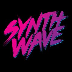 'Synthwave Forever' t-shirt available now in the Signalnoise Threadless store. https://signalnoise.threadless.com