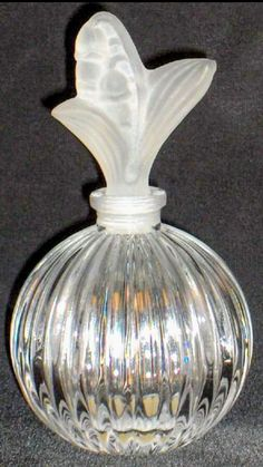 Crystal Perfume Bottles, Lily Of The Valley, Brin, Vase, Crystals, My Style, Pretty, Beauty, Bottles