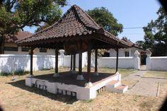Bedug Masjid Agung Sang Cipta Rasa.
