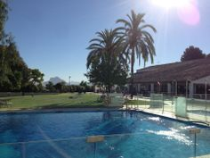 Hotel Parador de Antequera en Antequera, Andalucía #hotel #piscina #restaurante #andalucia Great View, Outdoor Decor, Hotels, Restaurants, Castles, Countries, Tourism, Places