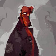 Patricio Betteo Alter, Cool Art, Art Drawings, Punk, Inspire, Animation, Cartoon, Superhero, Amazing