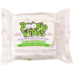 "Boogie Wipes 30 Ct Unscented - Little Busy Bodies - Toys ""R"" Us $4"