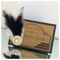 Great Gatsby place card or...