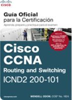 Cisco CCNA : Routing and Switching ICND2 200-101 : Guía Oficial para la Certificación http://kmelot.biblioteca.udc.es/search~S1*gag/?searchtype=i&searcharg=9788490354735&searchscope=1&sortdropdown=-&SORT=D&extended=1&SUBMIT=Busca&searchlimits=&searchorigarg=i9780321934116