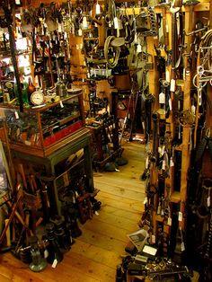 Tool Shopping