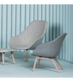 Espaiflyshop - Muebles nordicos - Sillón about a lounge 83