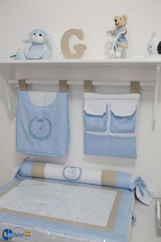 beautiful ideas for baby changers Quilt Baby, Baby Boy Rooms, Baby Bedroom, Kit Bebe, Baby Needs, Baby Crafts, Baby Decor, Baby Sewing, Baby Patterns